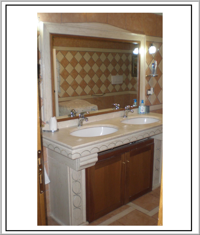 lavelli lavandini lavabi piatti doccia in marmo pietra mobili da ... - Arredo Bagno In Marmo