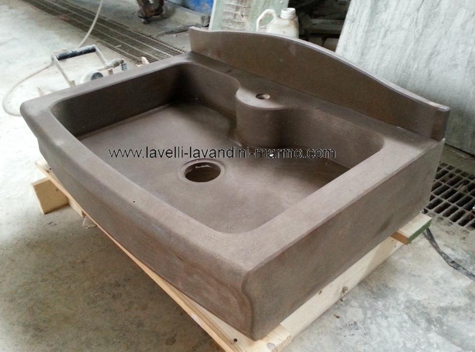 lavello lavandino lavabo marmo pietra per Cucina o taverna | eBay